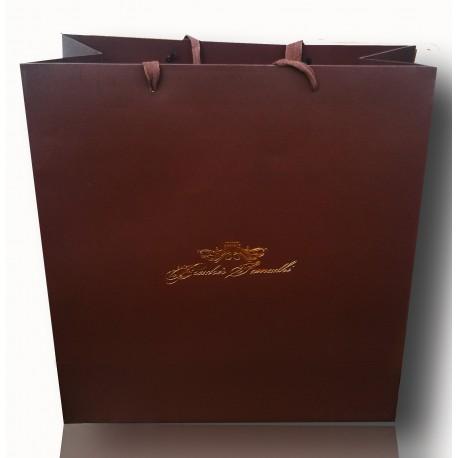 Luxusní laminované papírové tašky HERMES II.