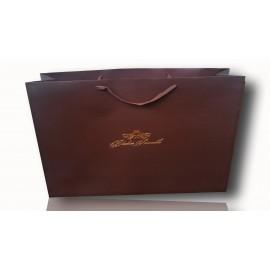 Luxusní laminované papírové tašky HERMES I.